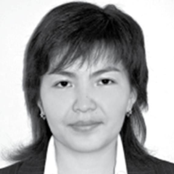 Dinara Mamrayeva